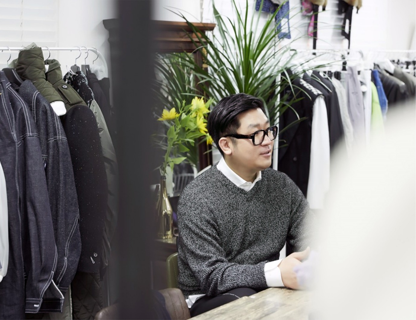 'MÜNN' 한현민 동문 인터뷰 첨부 이미지 -  뮌(MÜNN) 대표 한현민 사진