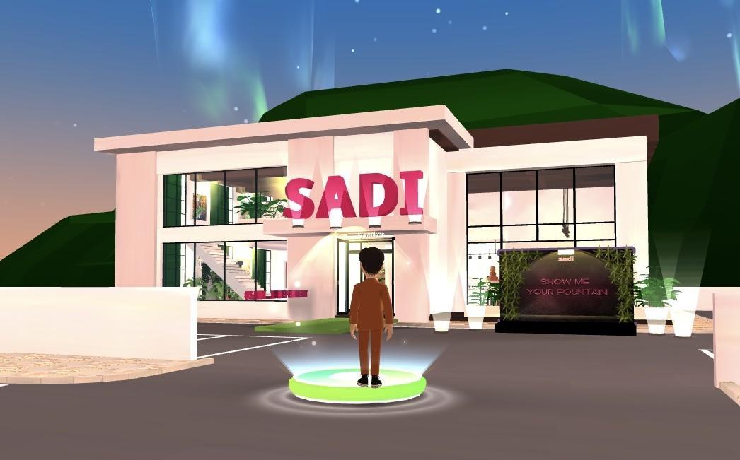 새로운 가능성, SADI-INDEPENDENT 전시회 첨부 이미지 -  SADI-INDEPENDENT 전시장 외부