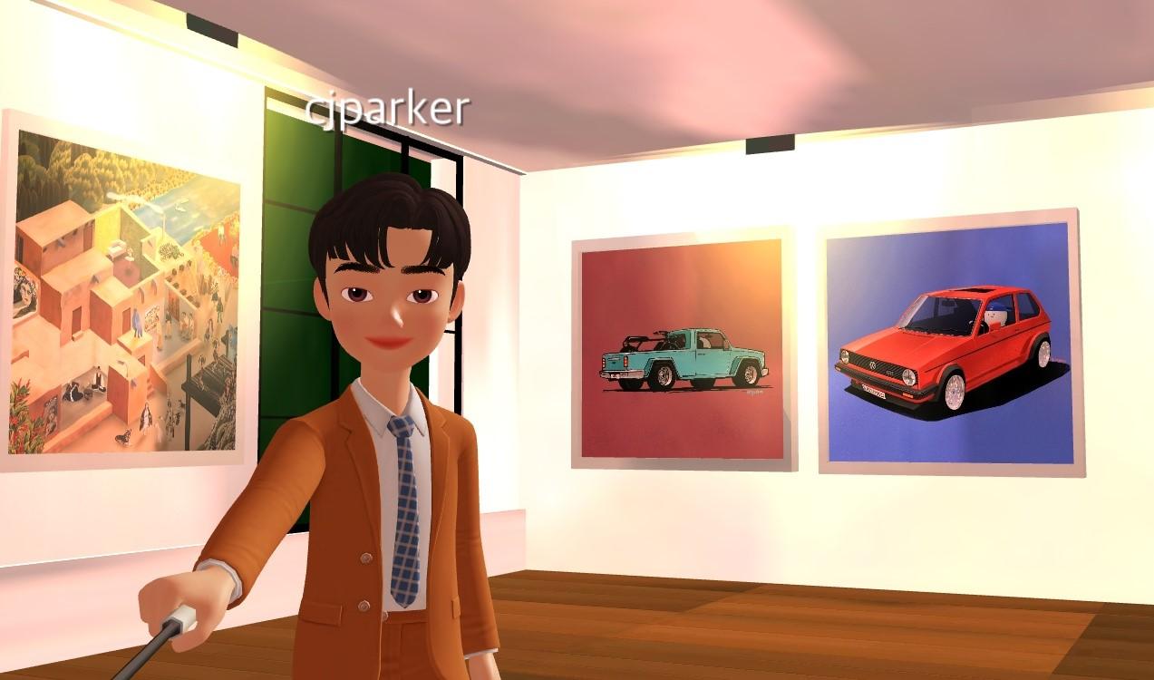 새로운 가능성, SADI-INDEPENDENT 전시회 첨부 이미지 -  SADI-INDEPENDENT 전시장 내부